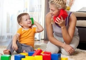 игра, как общение для аутичного ребенка