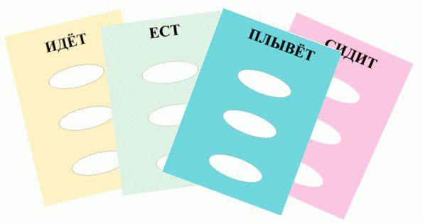Глаголы-3