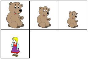 Три медведя картинки-3