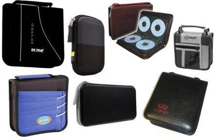 Мобильный пекс из сумки для дисков